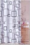 Штора для в/к полиэстер ZALEL(квадраты)