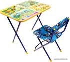 Комплект детской мебели Nika КП2 Познаю мир