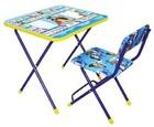 Комплект детской мебели  Nika КП2/2  Маша и медведь: Азбука 2