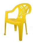 "Кресло пластиковое ""Престиж"" (желтый)"
