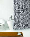 Штора д/ванн 180х200 Zebra