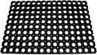 Коврик резиновый  грязезащитный  ячеистый  (40x60)