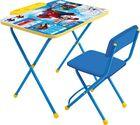 Комплект детской мебели«Человек-паук» (арт. Д2Ч)