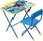 Комплект детской мебели«Человек-паук» (арт. Д3Ч)