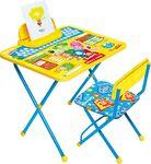 Комплект детской мебели«Фиксики» (арт. Ф1А)