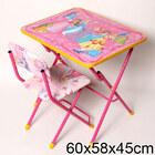 Комплект детской мебели  Nika КП2 Принцесса