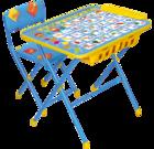 Комплект детской мебели  Nika КУ2П Азбука