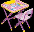 Комплект детской мебели  Nika КУ3 Принцесса