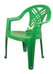 """Кресло пластиковое """"Престиж"""" (зелёный)"""