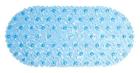 Spa-коврик для ванной 35х70см  голубой